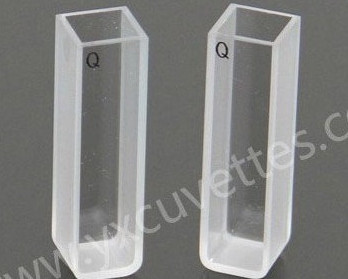 Quartz Cuvette Cell Spectrometer