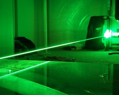 Stainless Steel Green Laser Dazzler