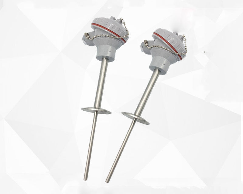 Thermal Resistance Temperature Sensor 8*500mm PT100