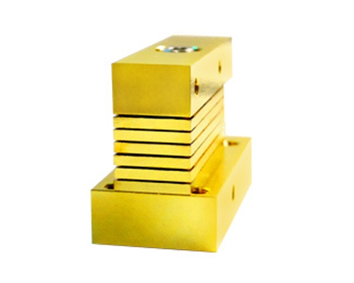 VS Series Micro Channel Vertical Stack MCC diode laser stack