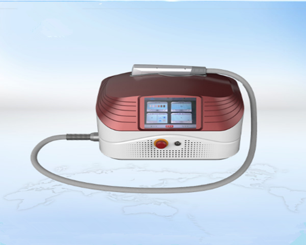 Frozen feeling portable diode laser hair removal machine