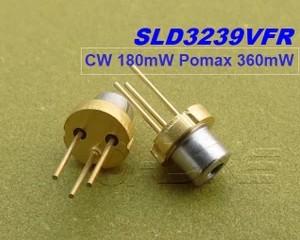 405nm CW180mW SLD3239VFR Laser Diodes