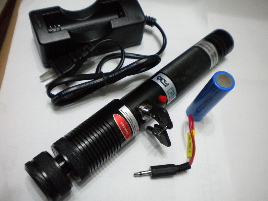 Final Portable Green Laser Torch, 100mW - 600mW